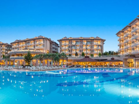 Large Resort Operations