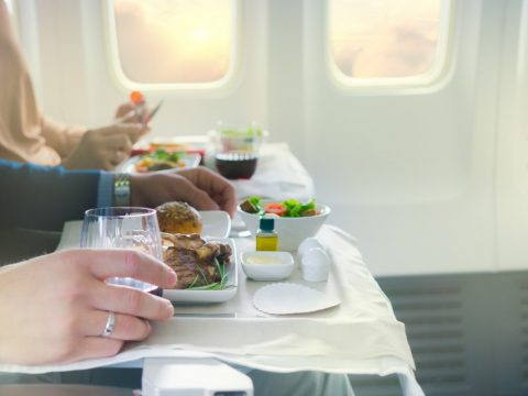 Airline catering
