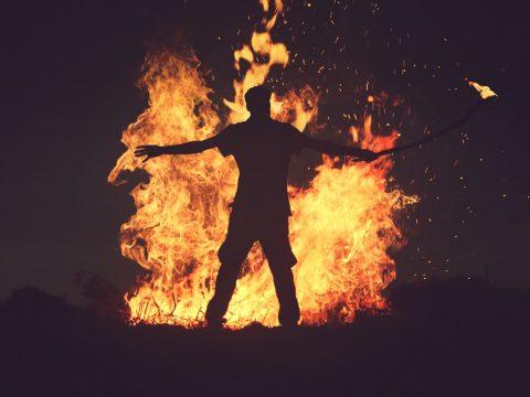 Managerial Effectiveness Burning Platforms