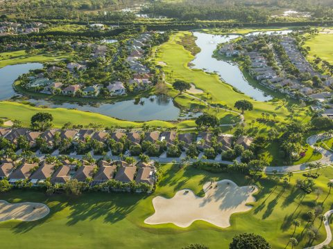 Luxury Golf Course & Residential Resort